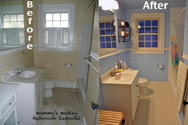 Small Bathroom Remodel A Life Like Art