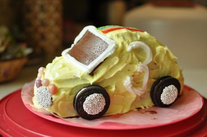 car.cake